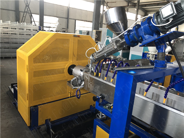 TPE Steel Wire Reinforced Hose Extrusion Line