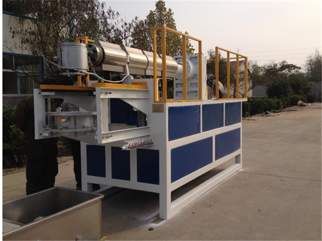 Single Layer LLDPE Layflat Hose Extrusion Line