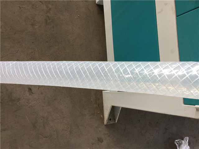LLDPE Layflat Hose with Yarn Reinforced Extrusion Line