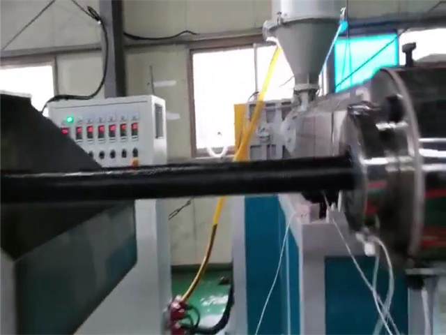 High Speed Double Colors PVC Layflat Hose Extrusion Line